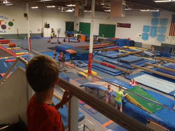 The Gymnastics Connection & Northwest Aerials