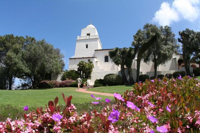 Presidio Hill-Junipero Serra Museum-Courtesy Jim Blank (1)