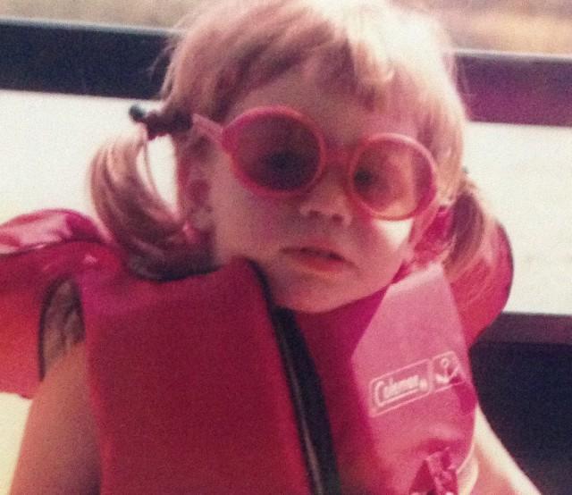 Sara Olsher kid pic