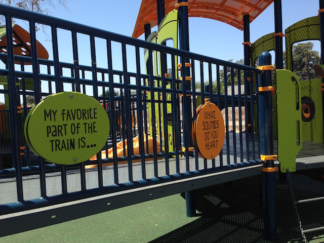 Sepulveda Inclusive Playground Learning
