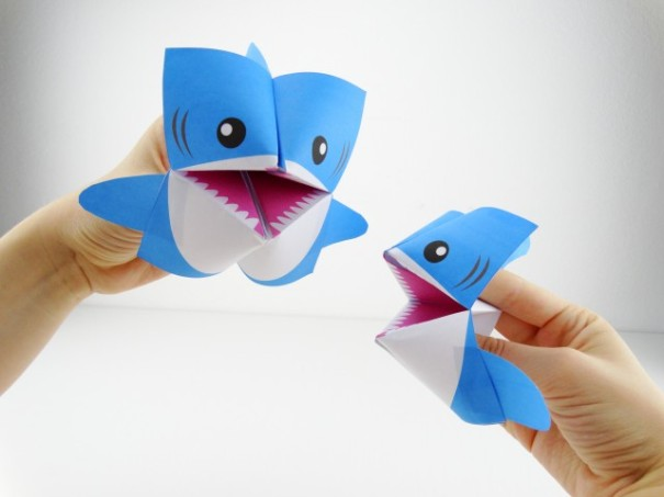 33 Easy & Fun Paper Crafts for Kids