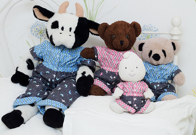 teddybear-cc-Ralph Daily-flickr