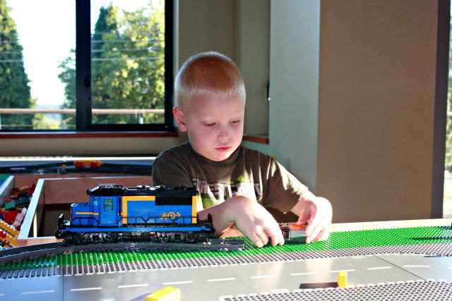 Wunderkind Seattle Train