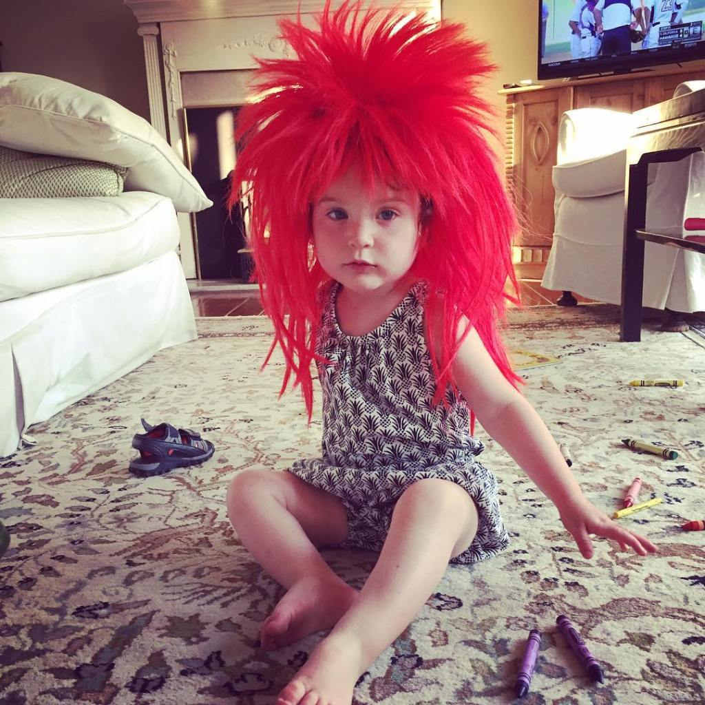 orion elizabeth in wig