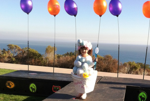 The City of Malibu's annual Halloween Carnival will take place at Malibu Bluffs Park. The event includes a variety of carnival games, bounce houses, costume parade, prizes, Trick or Treat Trail and more. The event is open to the public; The costume parade will begin at 3:30 PM. The Trick or Treat Trail is along the park's hiking trails; easy to complete for young children who will be able gather treats along the trail from Halloween characters; strollers may not enter the trail. The Pudding Truck and Garbage Truck will be onsite. Admission is free; some games and bounce houses may require a ticket ($5).