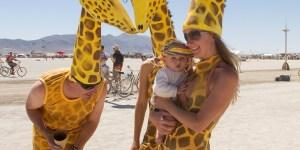 Casper & Giraffes