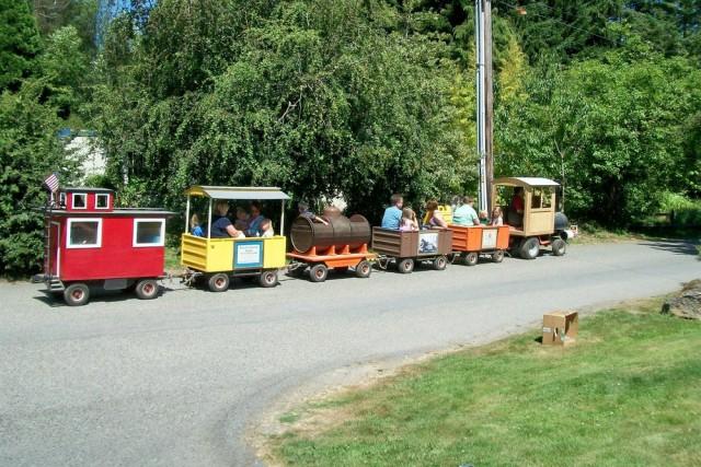 country village train via yelp