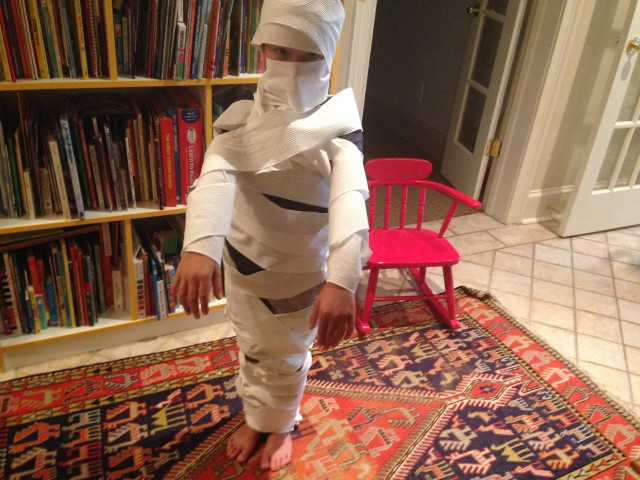 Wrap the Mummy