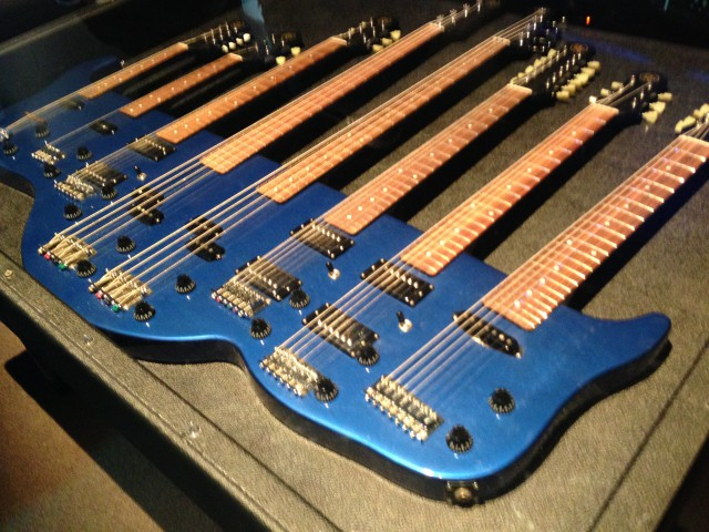 OMSI Guitar Ock Rock