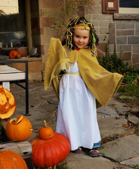 33 Incredible Homemade Halloween Costumes For Kids