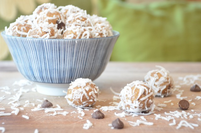 No Bake Cookies Without Peanut Butter - The 52 New Foods Challenge