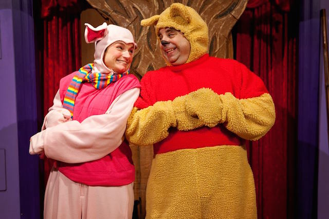 Piglet and Pooh ACT