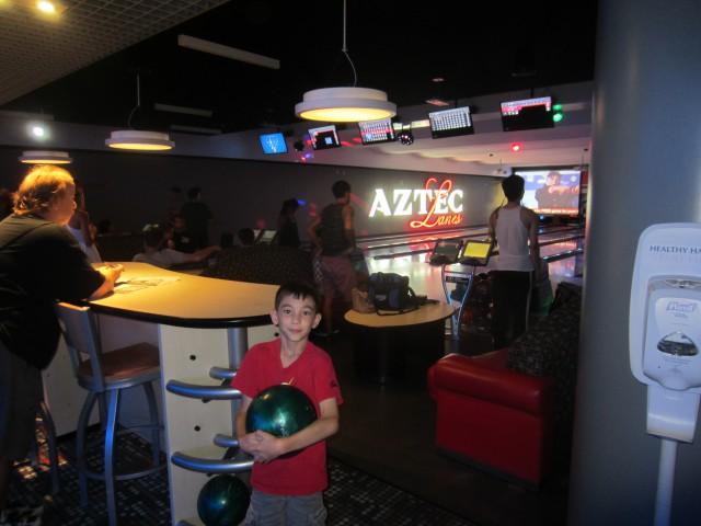 Aztec Bowling