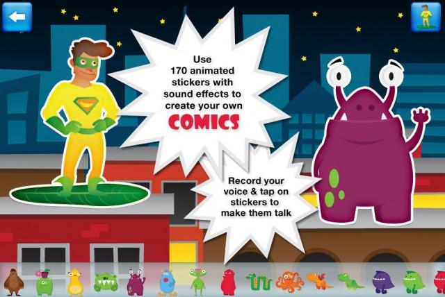 Superhero Comic Book Maker 2