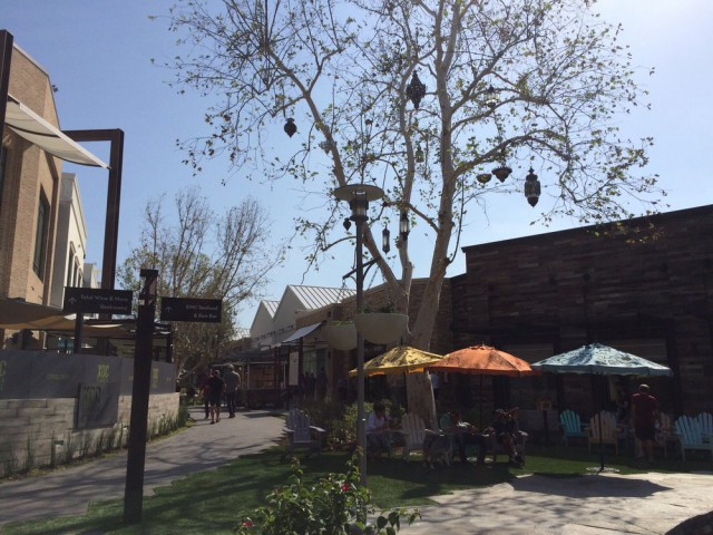 The Village at Topanga