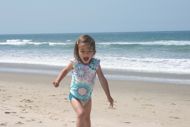 Toddler Activities Beach Day