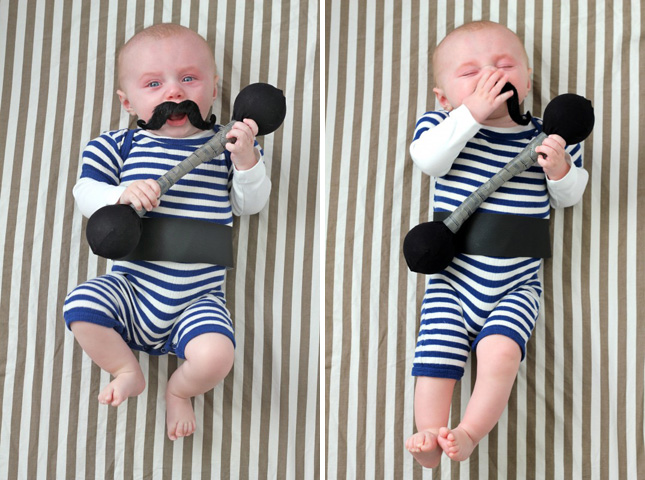 12 Hilarious Costumes For Babies