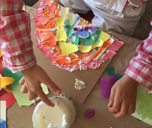 Started by a Waldorf teacher, A Place to Create in Atwater Village offers classes, camps and workshops: art, toy making, fairy brunch...