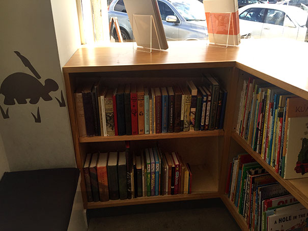 Alias Books East in Atwater Village