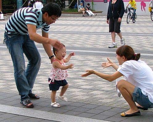 baby steps cc tory via flickr