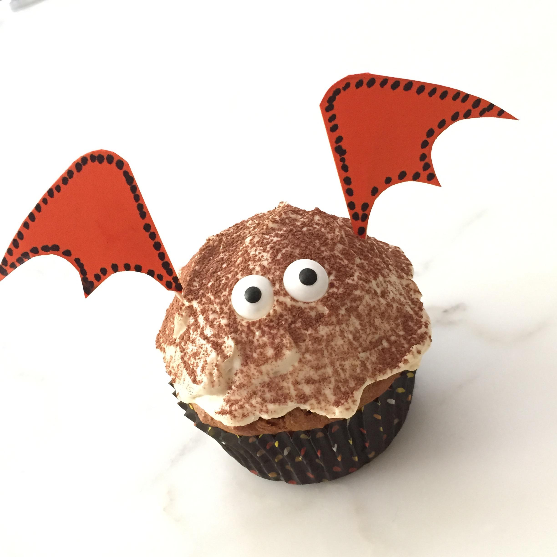 Batty-pumpkin-cupcakes-jennifer-tyler-lee-52-new-foods-challenge