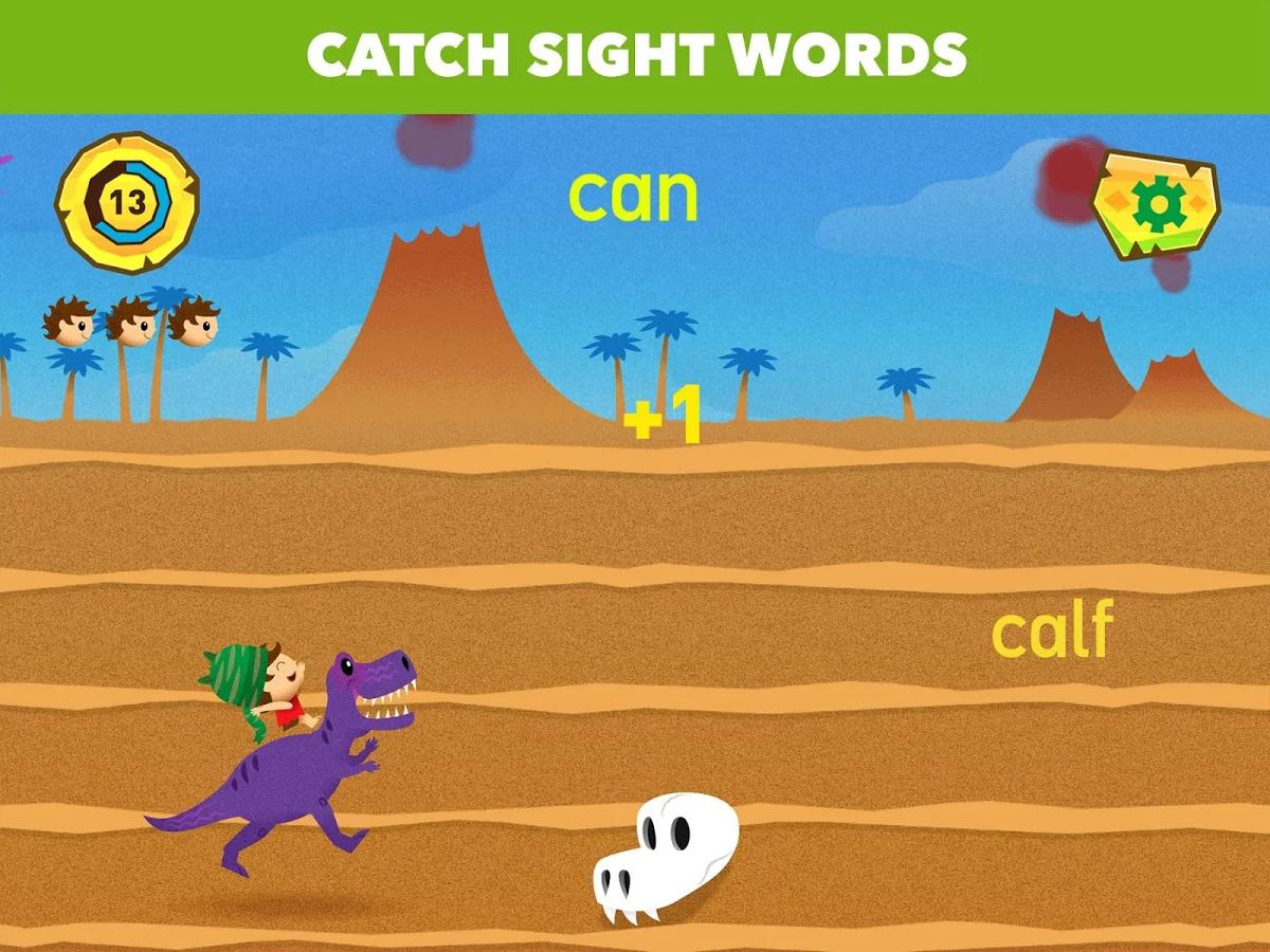 dinosightwords