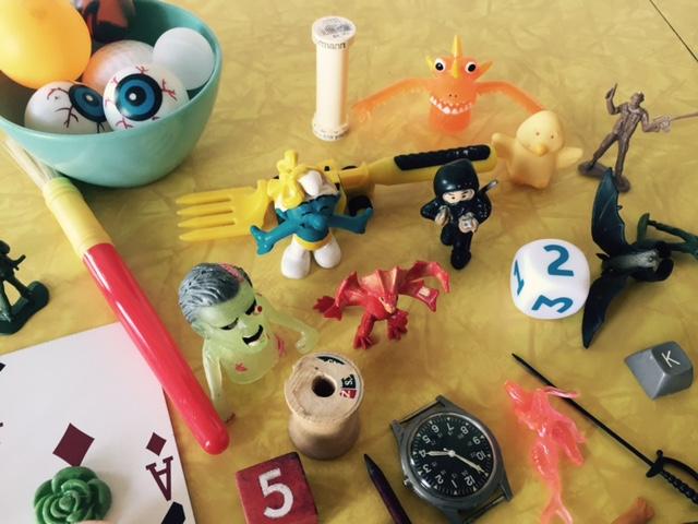 toys for I-Spy Jar