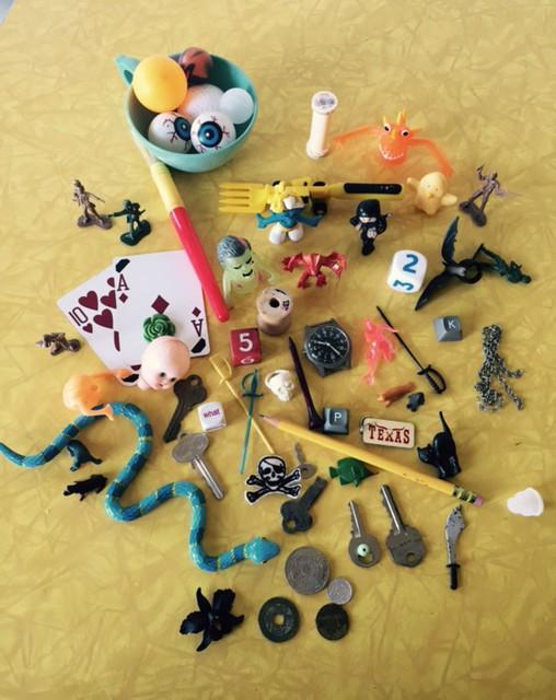 I-Spy toy supplies