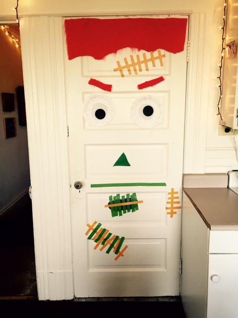 door monster RTD