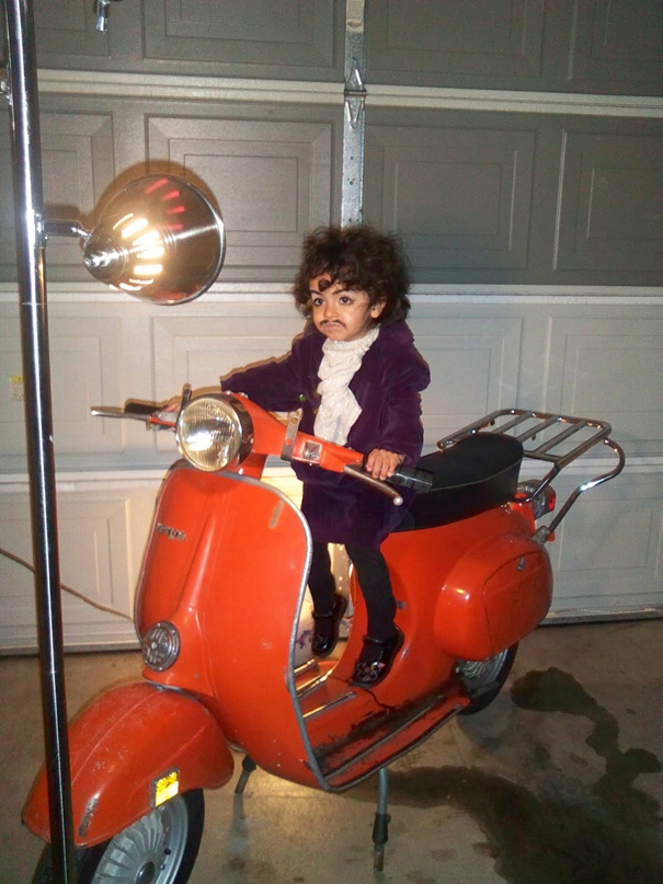 prince baby costume