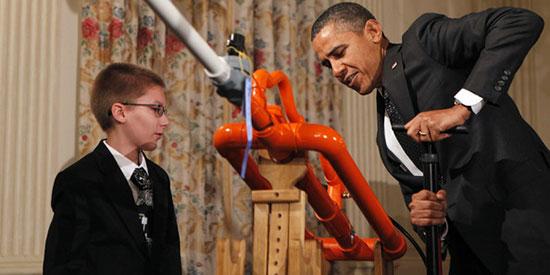 Joey-Hudy-Presiden-Obama