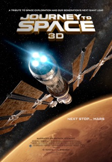 Journey to Space poster art