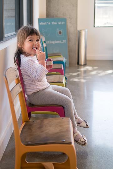 Little Giant kid seats