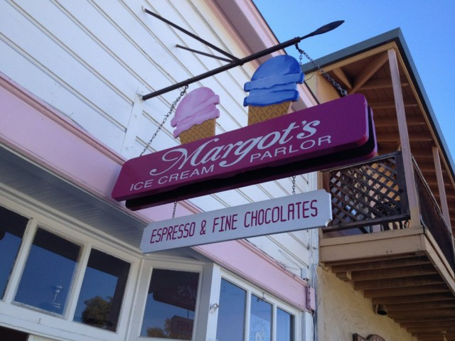 margots ice cream parlor