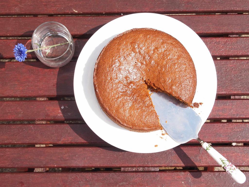 parkin cake - cc andy reeve via flickr