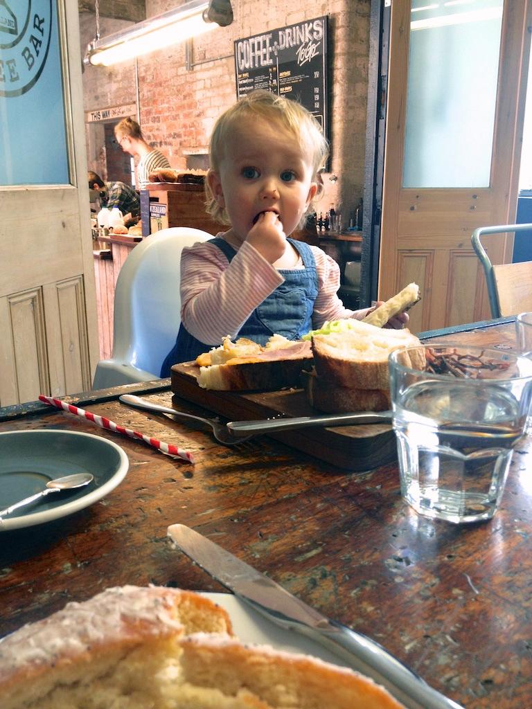 sandwich kids-cc chris hill flickr