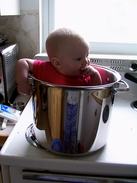 soup baby - cc richardalan via flickr