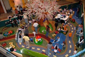 Stratford Mall Playspace