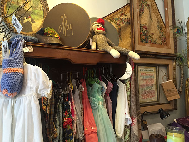 The Attic in Atwater Village sells hand-picked cloths, gifts, accessories and much more