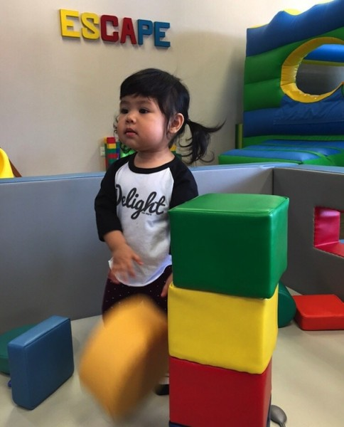 the Great Espace indoor playground in Atwater Village