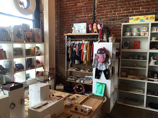 Treehaus: Shop for unique gifts and products, all made by local artists