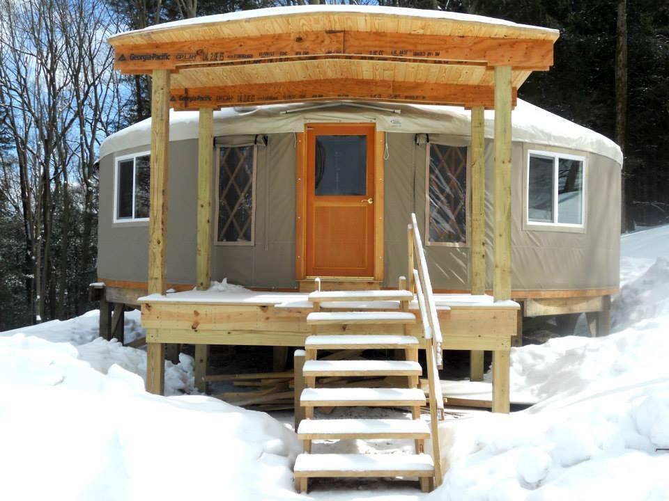 yurt-in-maryland