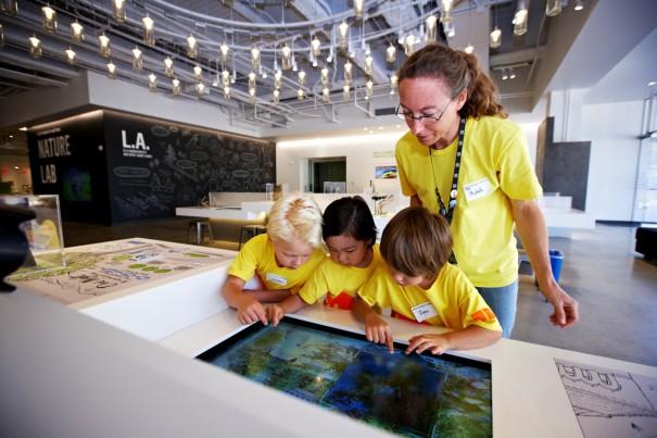Junior Scientist: Fish Tales