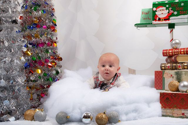 baby christmas decorations cc Shannon Tompkins via Flickr