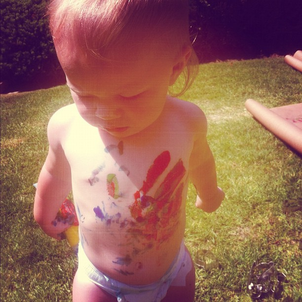 baby handprint cc kiliki805 via flickr
