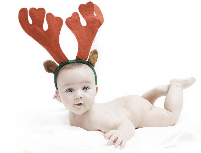baby reindeer christmas cc SayLuiiiis via Flickr