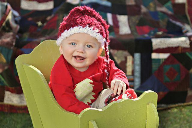 christmas baby cc rebeccaVC1 via flickr
