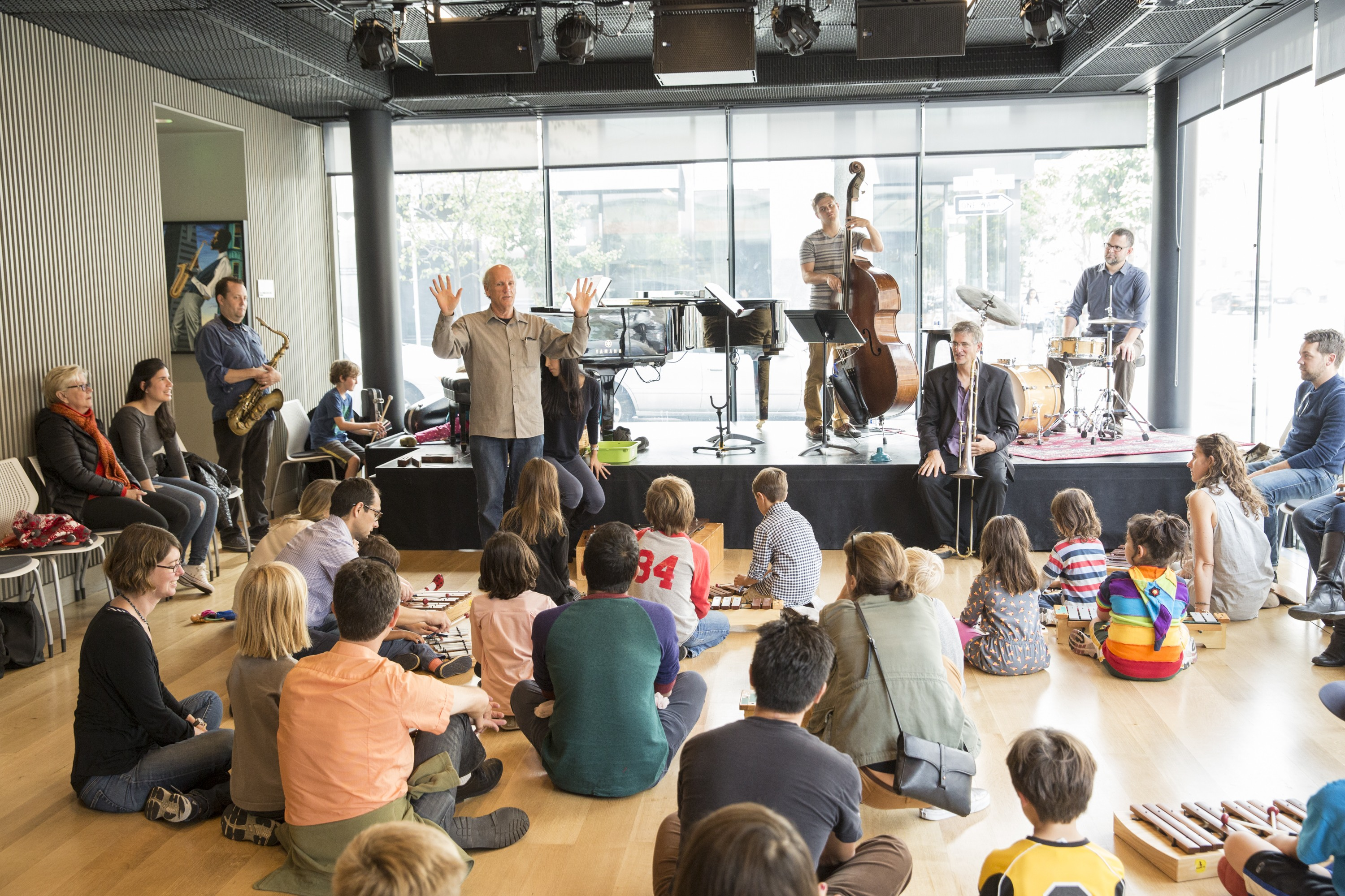SFJAZZ Family Matinee with the SFJAZZ Collective