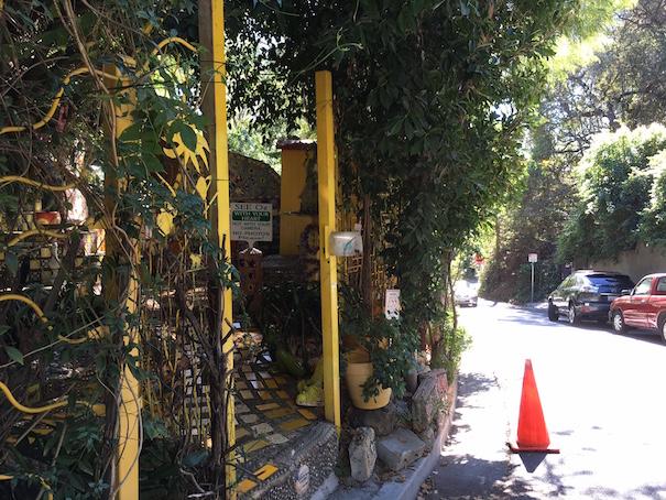 Garden of Oz Entrance