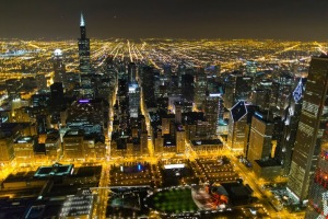 Chicago Lights Helicopter Tour
